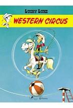 Papel LUCKY LUKE WESTERN CIRCUS