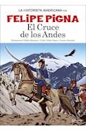Papel CRUCE DE LOS ANDES (COLECCION LA HISTORIETA AMERICANA) (ILUSTRADO) (RUSTICA)