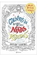 Papel CUENTOS DE BUENAS NOCHES PARA NIÑAS REBELDES DIVERSION Y AVENTURAS (CON POSTER Y TATUAJES)