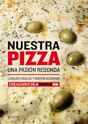 Papel Nuestra Pizza - Una Pasion Redonda