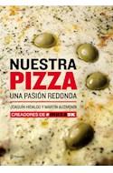 Papel NUESTRA PIZZA UNA PASION REDONDA