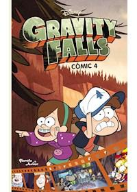 Papel Gravity Falls. Cómic 4