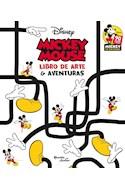 Papel MICKEY MOUSE LIBRO DE ARTE Y AVENTURAS