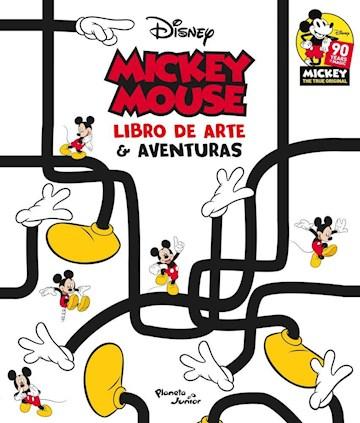 Papel Mickey Mouse. Libro De Arte Y Aventuras