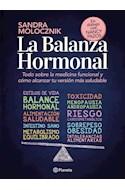 Papel BALANZA HORMONAL TODO SOBRE LA MEDICINA FUNCIONAL Y COMO ALCANZAR TU VERSION MAS SALUDABLE