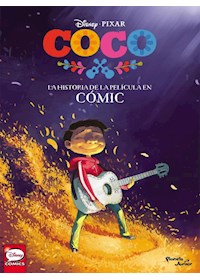 Papel Coco. La Historia De La Película En Cómic
