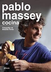 Libro Pablo Massey Cocina