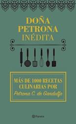 Libro Doña Petrona Inedita