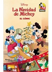 Papel La Navidad De Mickey. Comic