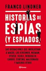 Libro Historias De Espias ( Y Espiados )