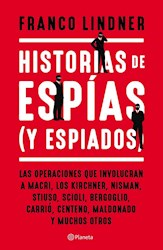 Papel Historias De Espias Y Espiados