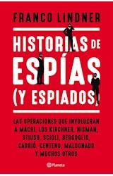 Papel HISTORIAS DE ESPIAS (Y ESPIADOS)