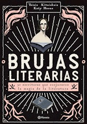 Libro Brujas Literarias