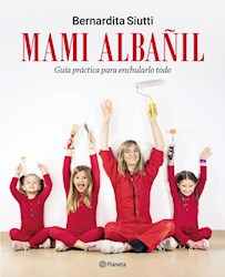 Libro Mami Albañil