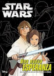 Libro Star Wars  Episodio Iv Una Nueva Esperanza