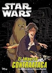 Libro Star Wars  Episodio V El Imperio Contraataca