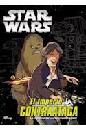 Papel STAR WARS 5 EL IMPERIO CONTRAATACA (ILUSTRADO)