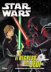 Libro Star Wars  Episodio Vi El Regreso Del Jedi