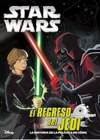 Papel Star Wars. Episodio Vi. El Regreso Del Jedi