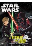 Papel STAR WARS 6 EL REGRESO DEL JEDI (ILUSTRADO)