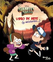 Papel Gravity Falls Libro De Arte Y Misterios