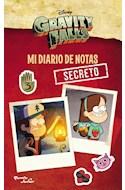 Papel GRAVITY FALLS MI DIARIO DE NOTAS SECRETO