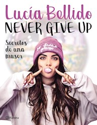Libro Never Give Up