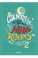 Papel CUENTOS DE BUENAS NOCHES PARA NIÑAS REBELDES 2 (ILUSTRADO) (CARTONE)