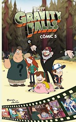 Papel Gravity Falls Comic 5