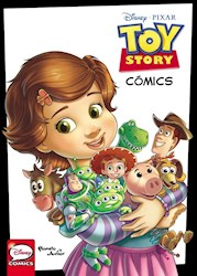 Libro Toy Story  Comics