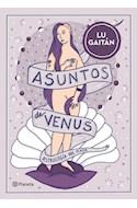 Papel ASUNTOS DE VENUS ASTROLOGIA DEL PLACER