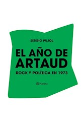 Libro El Año De Artaud