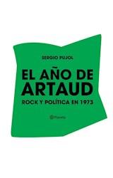Papel AÑO DE ARTAUD ROCK Y POLITICA EN 1973