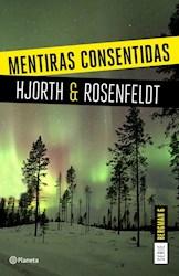 Libro Mentiras Consentidas ( Libro 6 De La Serie Bergman )