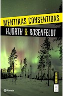 Papel MENTIRAS CONSENTIDAS (SERIE BERGMAN 6)