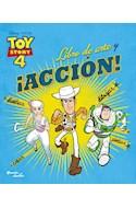Papel TOY STORY 4 LIBRO DE ARTE Y ACCION