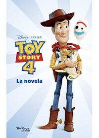 Papel Toy Story 4. La Novela