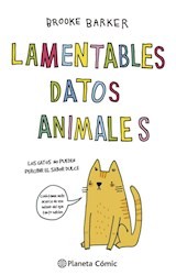 Papel LAMENTABLES DATOS ANIMALES