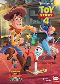 Papel Toy Story 4. La Historia De La Película En Cómic