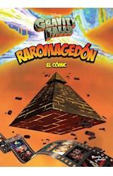 Papel GRAVITY FALLS RAROMAGEDON EL COMIC (ILUSTRADO)