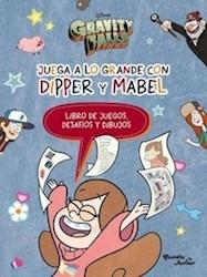 Papel Gravity Falls: Juega A Lo Grande Con Dipper Y Mabel