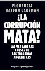 Papel LA CORRUPCION MATA