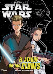 Papel Star Wars Episodio Ii - El Ataque De Los Clones