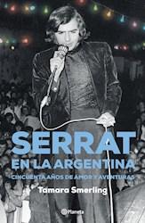 Libro Serrat En La Argentina