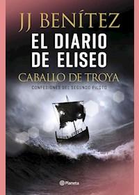 Papel El Diario De Eliseo. Caballo De Troya