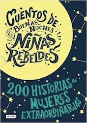 Libro Cuentos De Buenas Noches Para Niñas Rebeldes  Tomos 1 Y 2