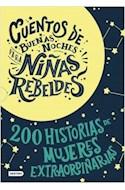 Papel CUENTOS DE BUENAS NOCHES PARA NIÑAS REBELDES [2 TOMOS] (OBRA COMPLETA)