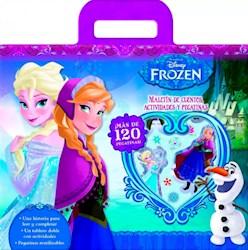 Libro Frozen 2  Mi Primer Maletin De Cuentos Y Actividades