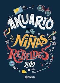 Libro Anuario De Las Niñas Rebeldes 2020