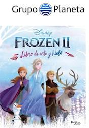 Papel Frozen Ii Libro De Arte Y Hielo